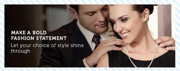 Make a Bold Fashion Statement