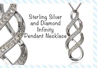 Sterling-Silver-and-Diamond-Infinity-Pendant-Necklace