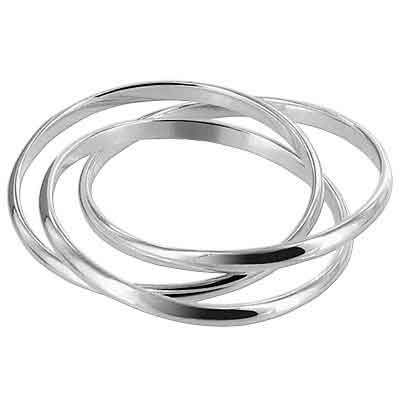 sterling silver thumb rings for women