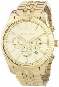 Michael Kors Lexington Watch Gold