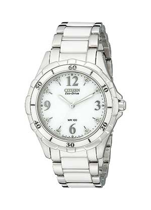 Citizen Women's Steel Eco-Drive Watch