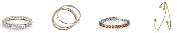 Fashion Bracelets: Bangles, Love Bracelets