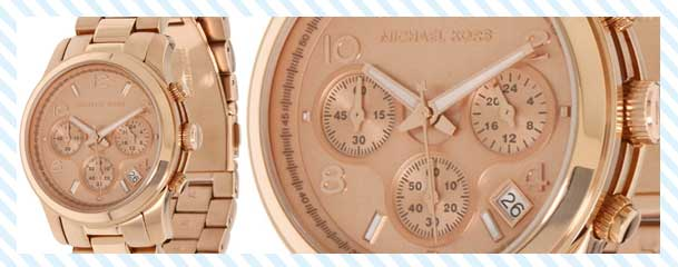 Michael Kors Women's Watch Review
