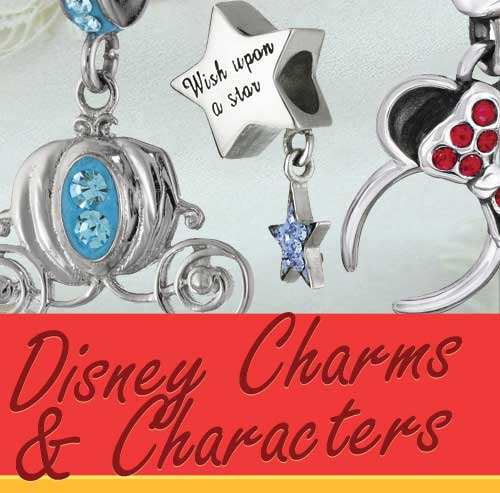 Disney Charms and Characters