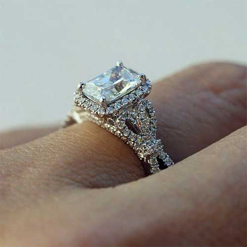 rings emerald twig ct ring collection diamond white cut engagement solitaire img signature