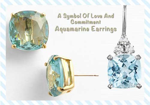 Aquamarine Earrings Featured image
