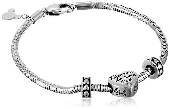 Disney Beads Charm Bracelet Starter