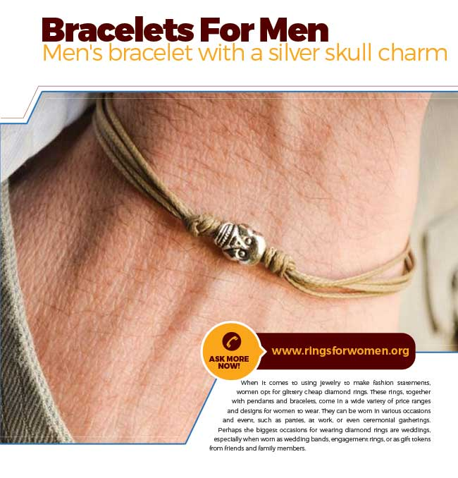 Gold Bracelets For Men