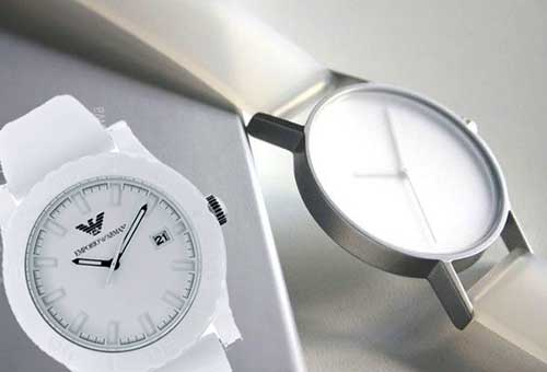 White Watches For Men