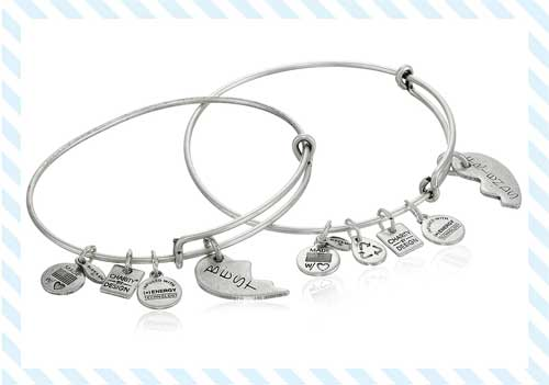 Alex and Ani Best Friends Bangle Bracelet
