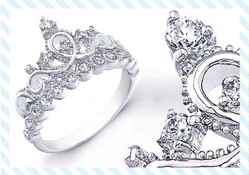 Princess Crown Ring Featured