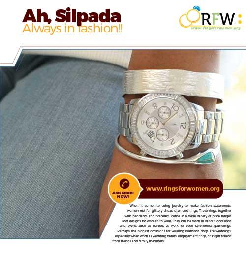 Silpada Designer Watches