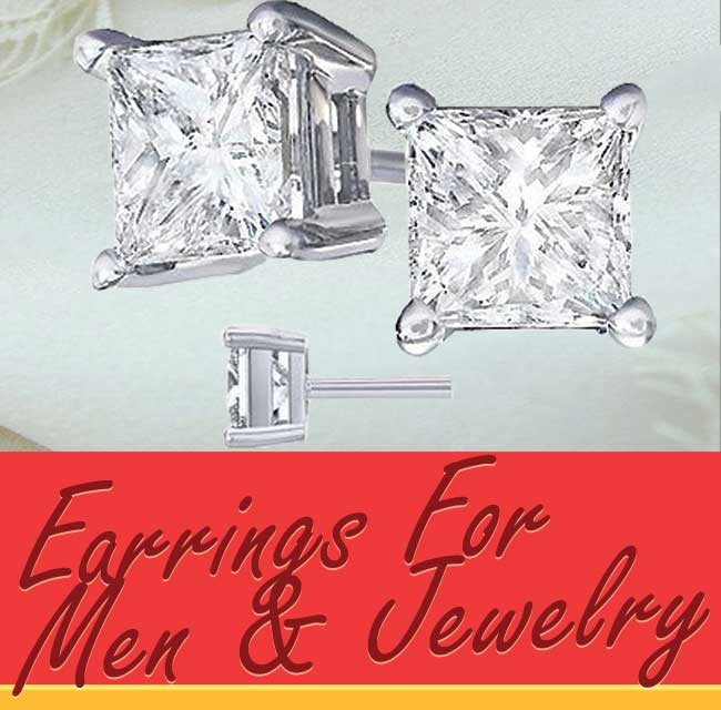 Earrings For Men