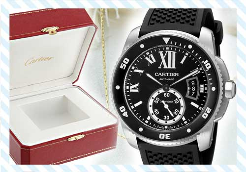limited edition Cartier watches