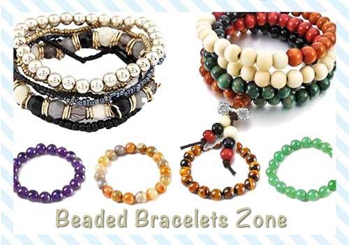 Beaded Bracelets Zone