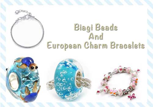 Biagi Beads And European Charm Bracelets