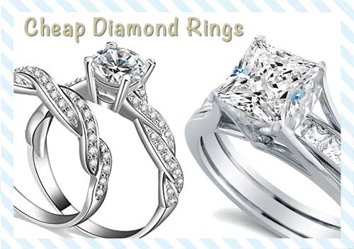 Cheap Diamond Ring