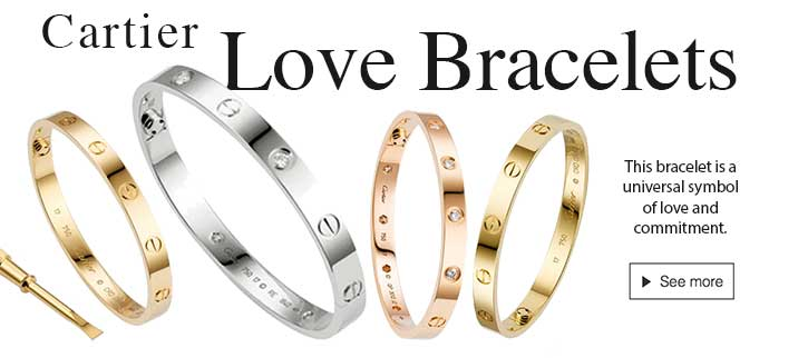 Cartier love bracelet review
