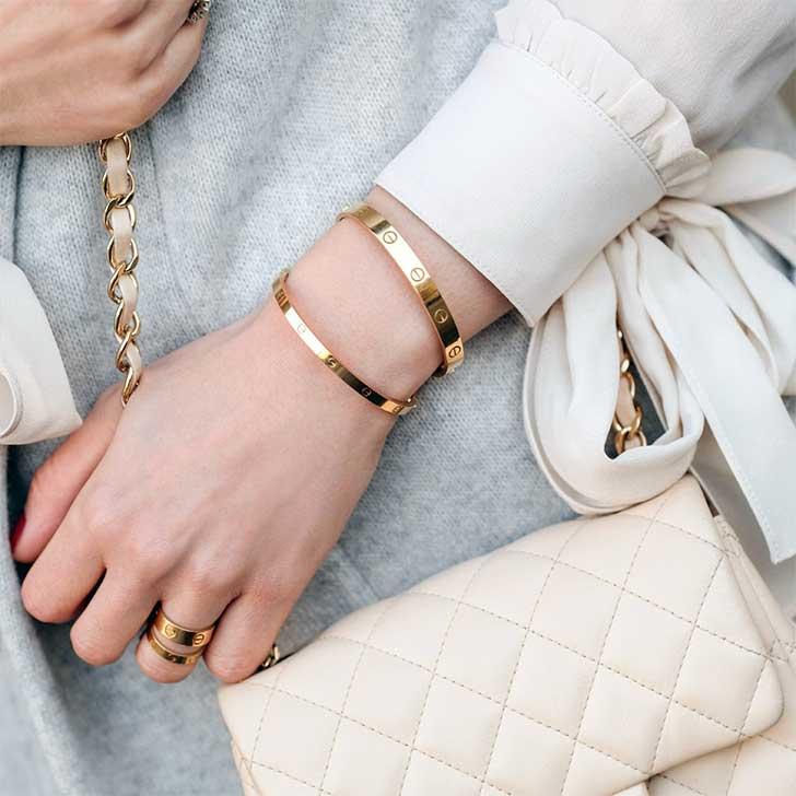 Cartier Love Slim Bracelet
