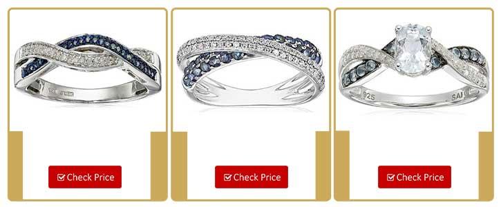 White Diamond Twist Ring Review