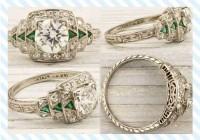 Antique Diamond Jewellery