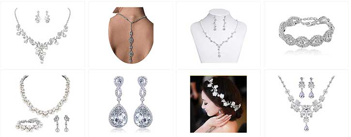 Cheap Bridal Jewelry