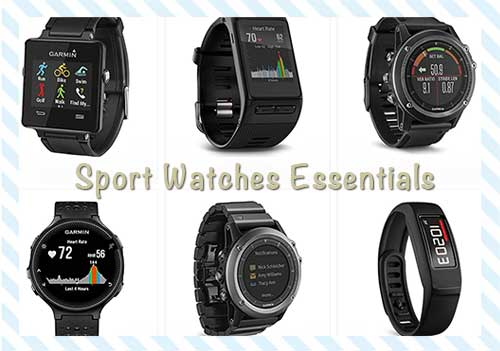 Sport Watches Essentials