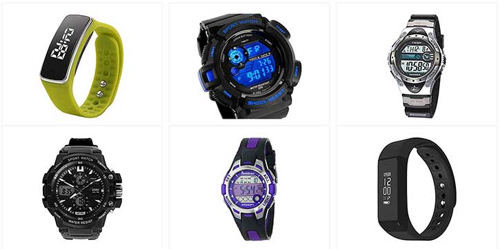 Sports Watches Top Features