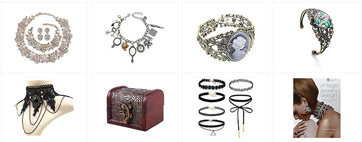 Cheap Vintage Jewelry