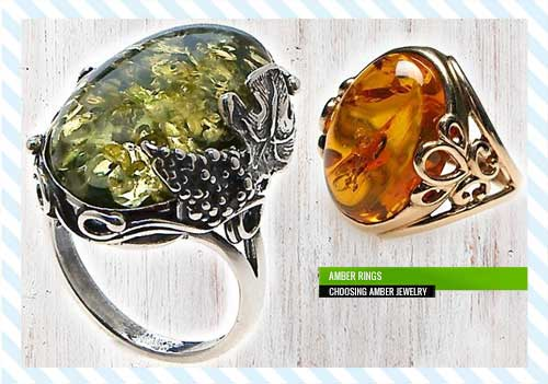 Your Amber Rings – What You May Not Know About It