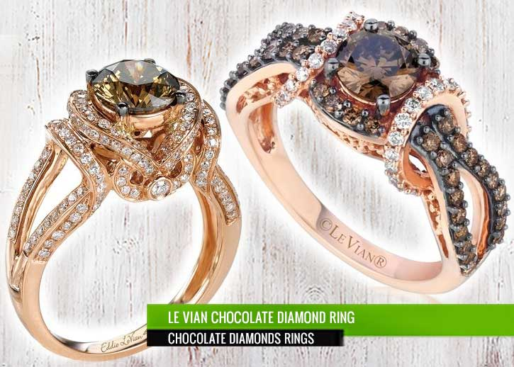 Buying Chocolate Diamond Rings