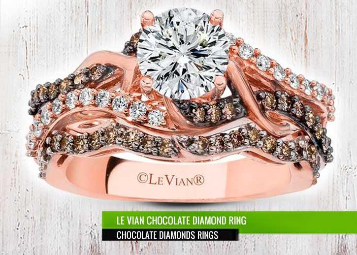 Chocolate Diamonds Rings Style Guide