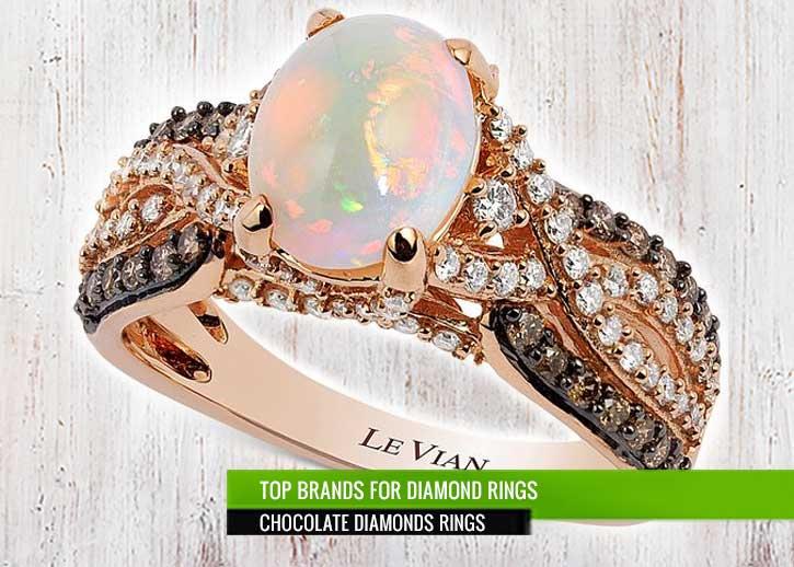 Top Brands for Diamond Rings