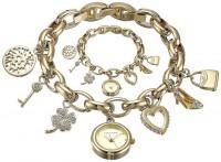 Anne Klein Gold Charm Bracelets