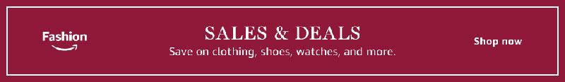 Amazon Fashion Sales & Deals