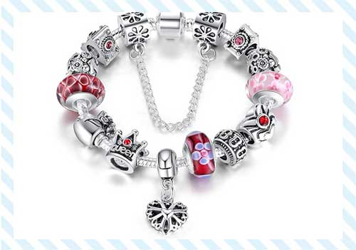 Italian Charms and Bracelets