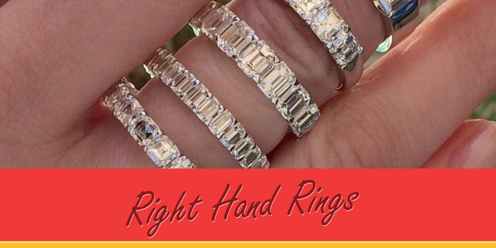 Right Hand Rings And The Independent Woman - Rings For Women