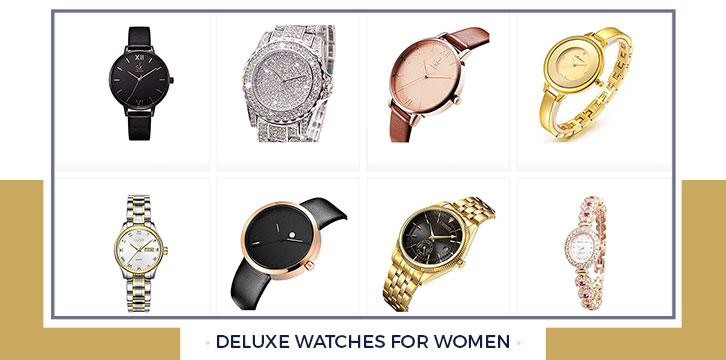 Deluxe Watches For Women