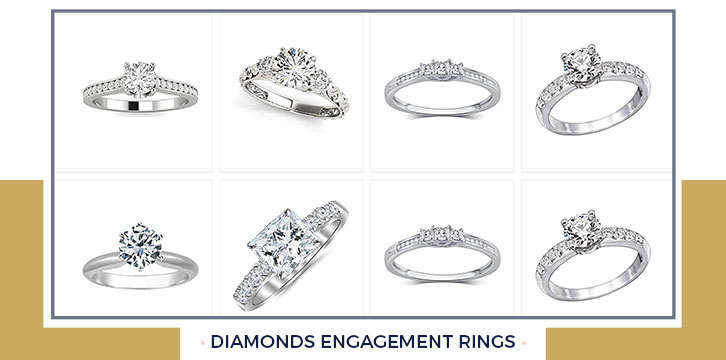 Diamonds Engagement Ring - wholesale diamonds
