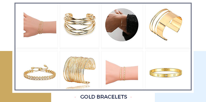 Gold Bracelets Guide