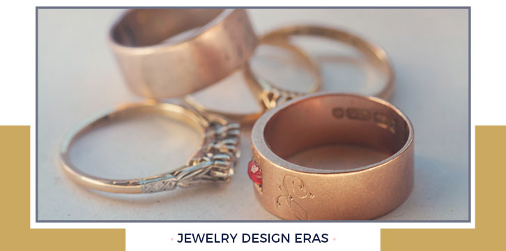Jewelry Design Eras