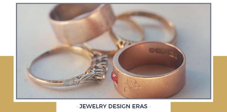 Jewelry Design Eras