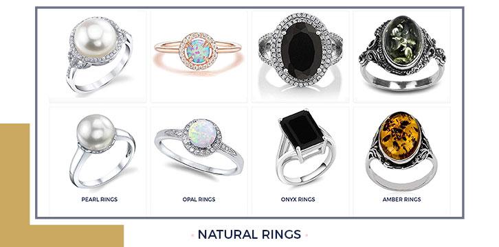 Natural Rings