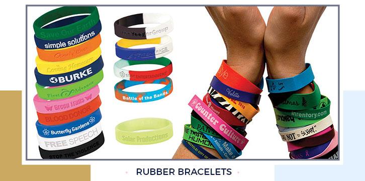 Silly Bandz Rubber Bracelets