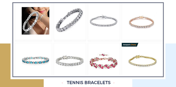 Tennis Bracelet: History and Facts