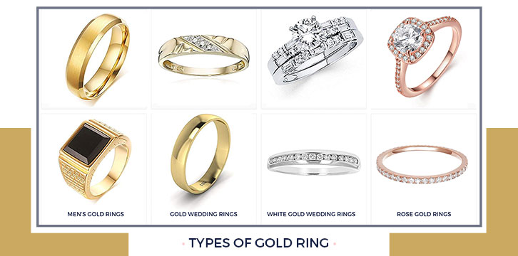 Popular Types of Gold Ring