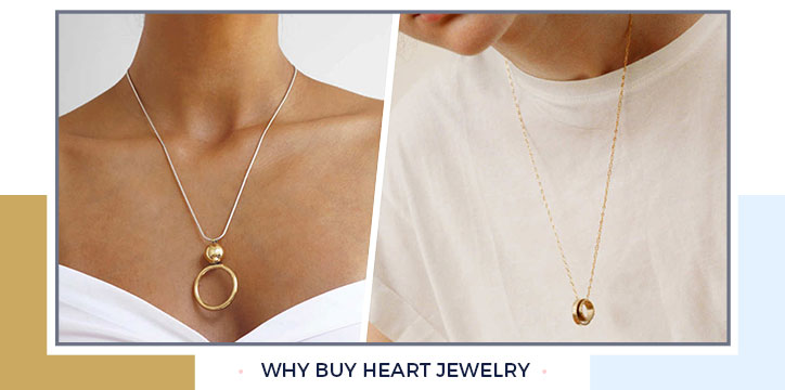 Why Buy Heart Jewelry