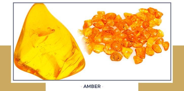 Amber Pellets