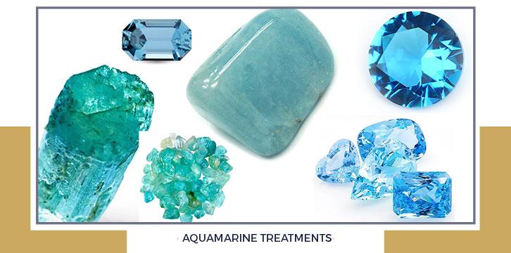Aquamarine Treatments