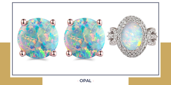 Opal (October Birthstone)